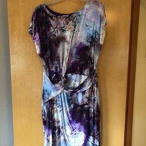 Colorful spring dress size 12